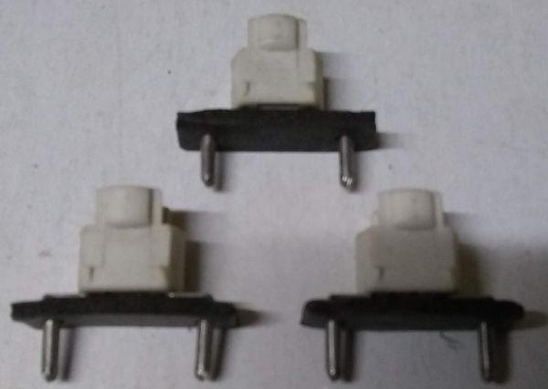 Bally E-120-194 Pop Bumper Lamp Socket (3pcs ) - NOS [E-120