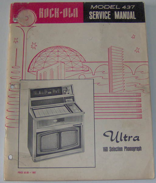 Jukebox Manuals / Schematics : JT Amusements, New & Used
