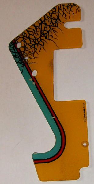 Williams Earthshaker Plastic - Used [31-1006-568-3-SP